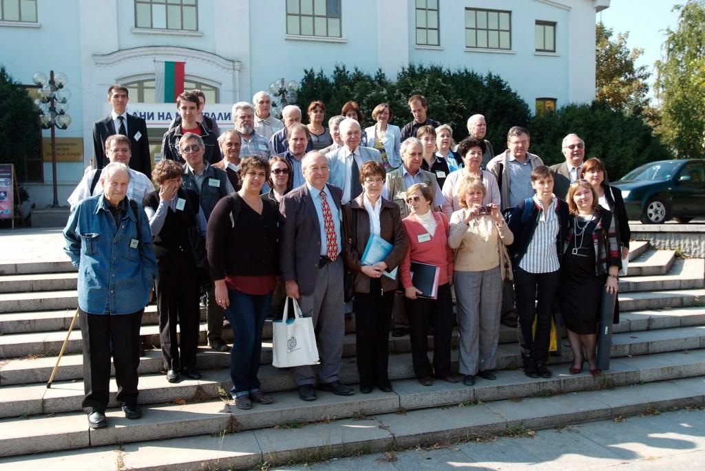 участници в Симпозиума 2011